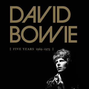 David Bowie / Five Years 1969-1973 vinyl box set