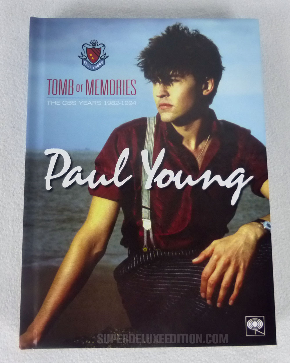 FIRST PICTURES: Paul Young / Tomb of Memories: The CBS Years 1982-1994