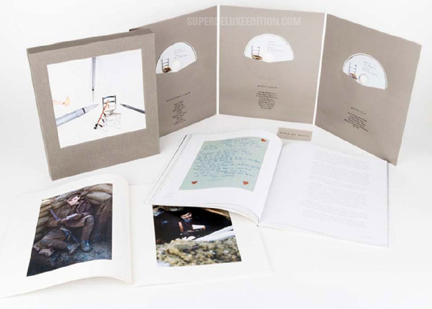 Paul McCartney / Pipes of Peace deluxe edition