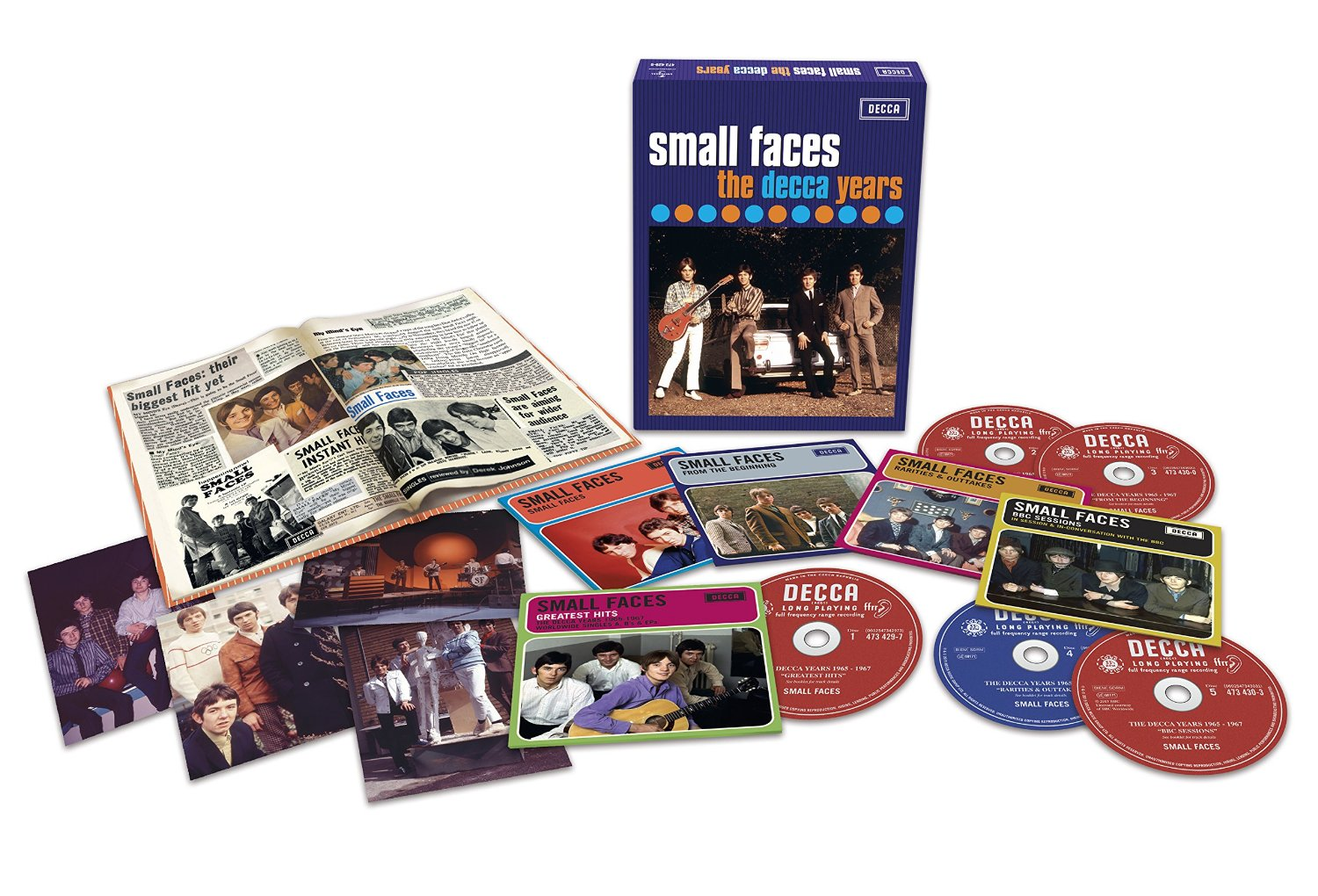Small Faces: The Decca Years