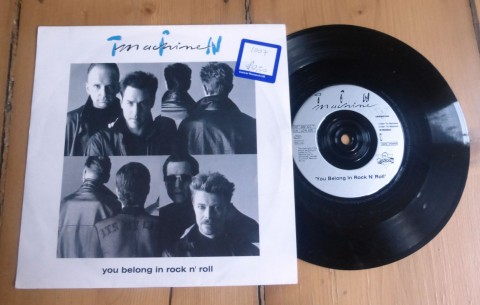 Tin Machine / You Belong in Rock n Roll