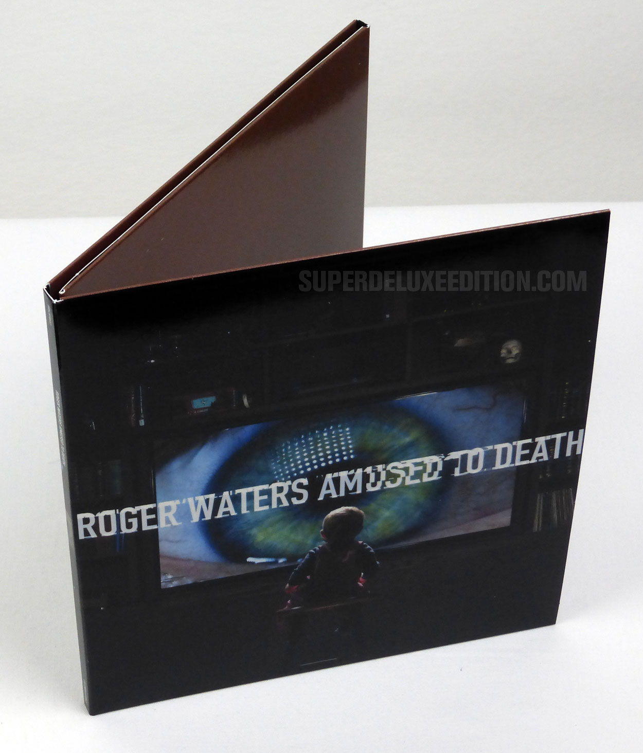 Spot the Difference: Roger Waters Amused to Death / 2LP reissue