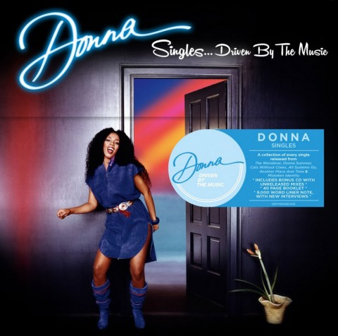 Donna / Singles... Driven By The Music box set