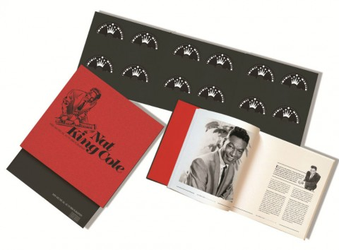 Nat King Cole / His Musical Autobiography / 12-disc box set