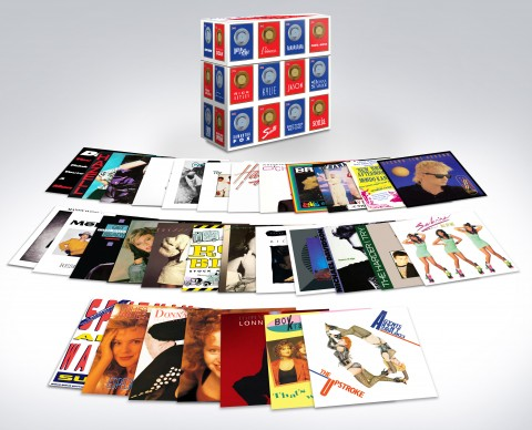 Say I'm Your Number One: Stock Aitken Waterman – The Singles Box