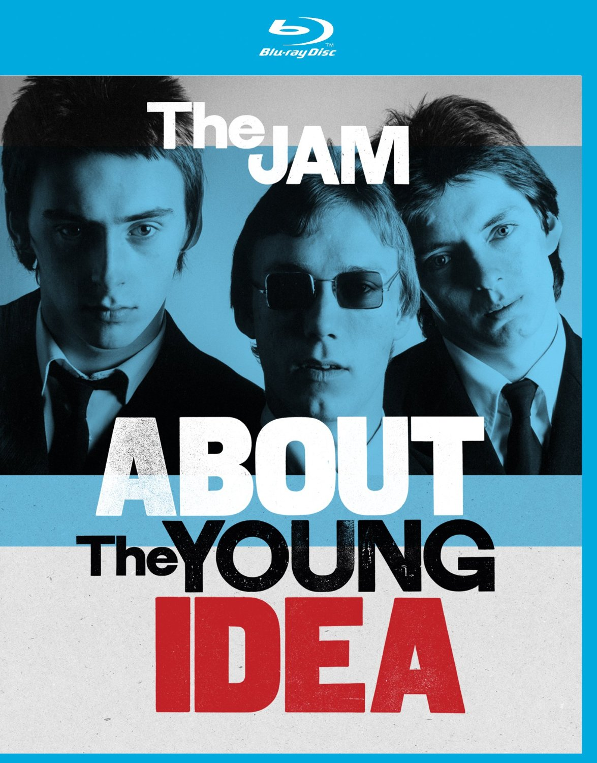 The Jam / About The Young Idea + When You're Young / blu-ray+DVD