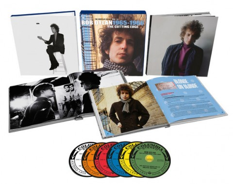 Bob Dylan 1965-1966 / The Cutting Edge: The Bootleg Series Vol 12 / 6CD Deluxe