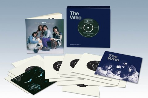 The Who / Track Records Singles box set