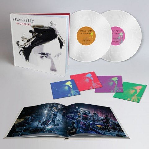 Bryan Ferry / Avonmore limited edition deluxe set