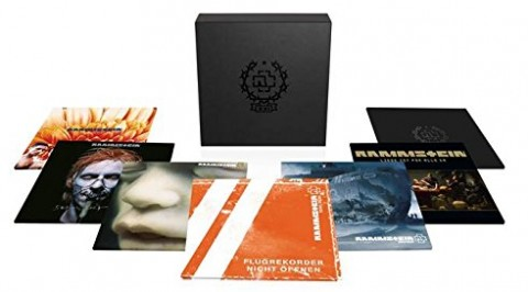 Rammstein / XXI / 14LP vinyl box set