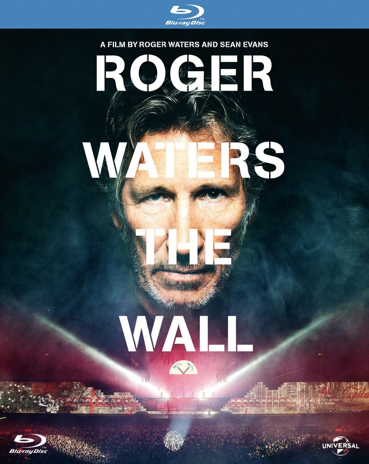 Roger Waters: The Wall / blu-ray
