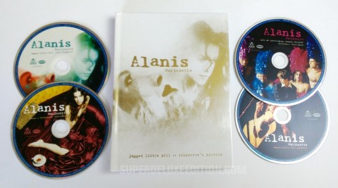 Alanis Morissette / Jagged Little Pill four-CD collector's edition review