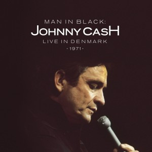 Johnny Cash / Live in Denmark 1971 CD and 2LP reissue