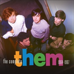 Them / The Complete Them 1964-1967 / 3CD box set / Van Morrison