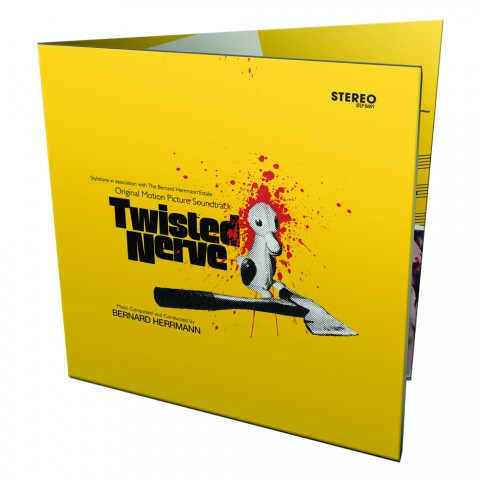 Twisted Nerve Yellow Sleeve