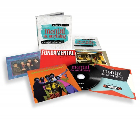 Mental As Anything: A Mental Collection / 5CD box set