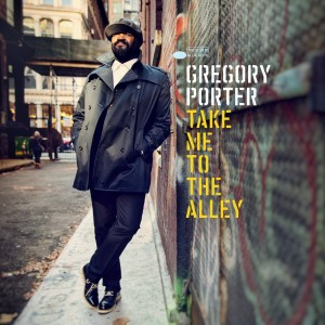 Gregory Porter / Take Me To The Alley Amazon Exclusive Signed Edition