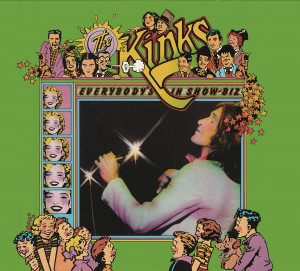 The Kinks / Everybody's In Show-Biz / 2CD Legacy Edition