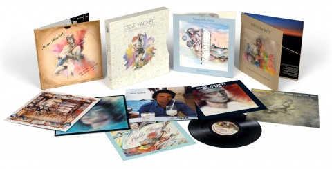 Steve Hackett / The Charisma Years 1975-1983 vinyl box set