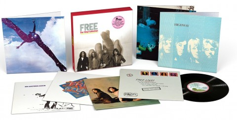 Free / The Vinyl Collection 7LP box set