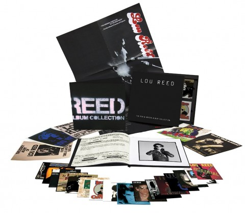 Lou Reed / The Arista & RCA albums collection - 17CD set