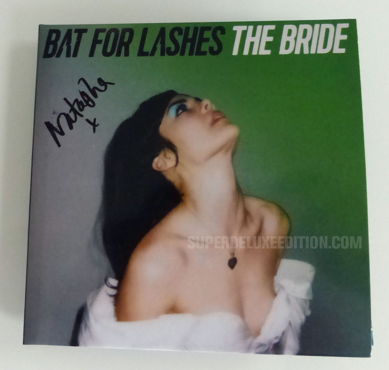 Bat For Lashes / Signed CD edition of The Bride