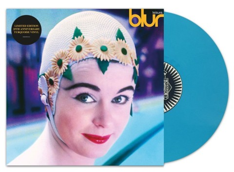Blur / Leisure 25th anniversary coloured vinyl
