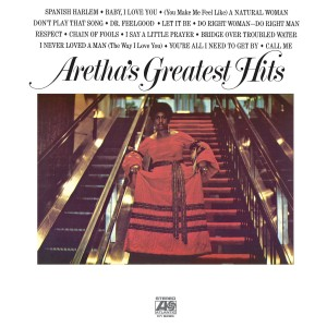 Aretha's Greatest Hits / vinyl reissue