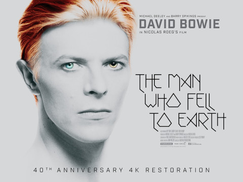 David Bowie in Nicholas Roeg's The Man Who Fell To Earth / Collector's Limited Deluxe box set