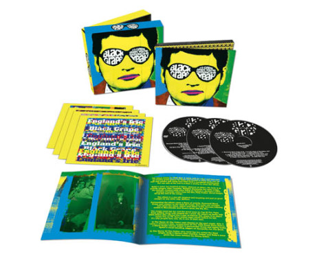 Black Grape / It's Great When You're Straight... Yeah / deluxe edition