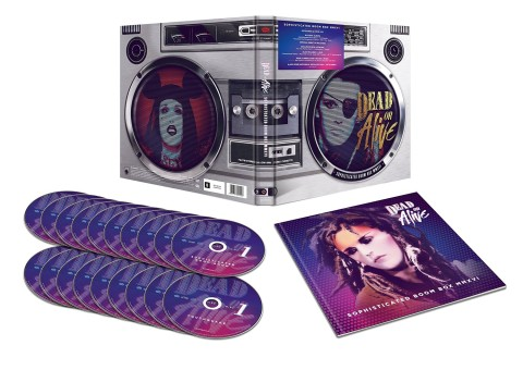 Dead Or Alive / Sophisticated Boom Box MMXVI 19-disc box set
