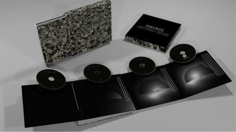 George Michael / Listen Without Prejudice reissue - super deluxe box set