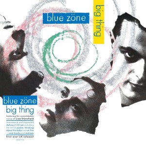 LIsa Stansfield's Blue Zone / Big Thing 2CD deluxe