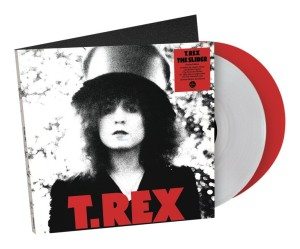T. Rex / The Slider 2LP deluxe vinyl