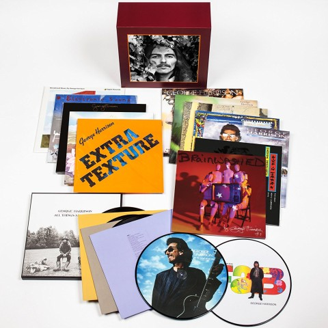 George Harrison / The Complete Collection / 16LP vinyl box set