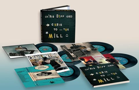 Chris Difford: Chris to the Mill box set