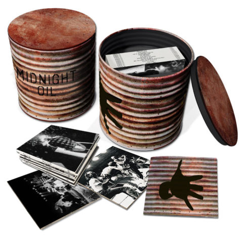 Midnight Oil / Overflow Tank box set