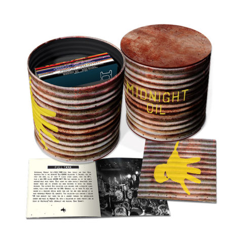 Midnight Oil / Full Tank box set