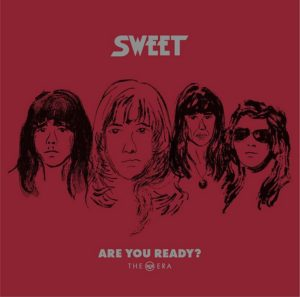 Sweet / Are You Ready? The RCA Era / vinyl box set