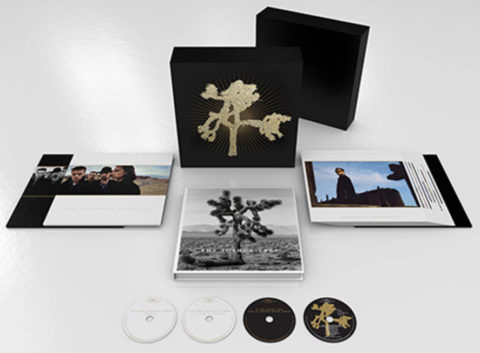 U2 / The Joshua Tree / 30th anniversary 4CD super deluxe edition box set