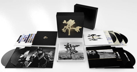 U2 / The Joshua Tree / 30th anniversary 7LP super deluxe edition vinyl box set