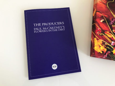 The Producers on Paul McCartney's Flowers in the Dirt - Printed edition