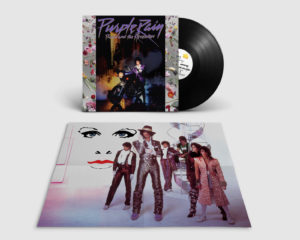 Prince / Purple Rain vinyl LP remaster