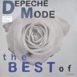 The Best Of Depeche Mode, Volume 1 - 3LP vinyl reissue