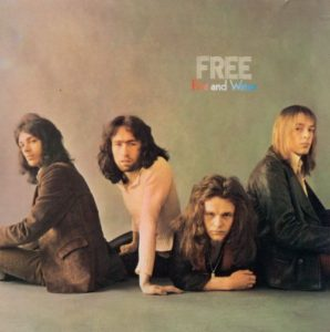 Free / Fire and Water vinyl reissue