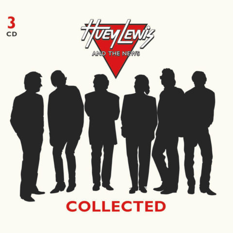 Huey Lewis and the News / Collected 3CD edition