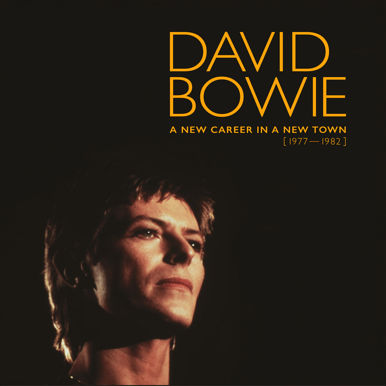 David Bowie / A New Careeer In A New Town 1977-1982 / 13LP or 11CD box