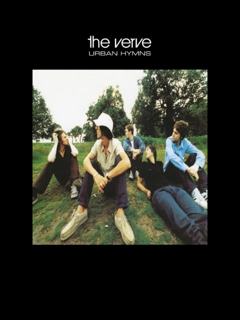 The Verve / 20th anniversary Urban Hymns 5CD+DVD super deluxe edition box set