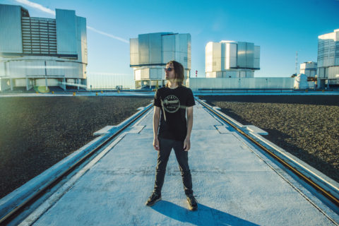 Steven Wilson photographed by Lasse Hoile