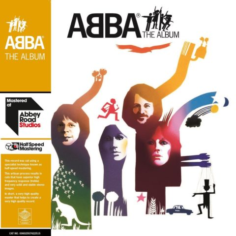 ABBA / The Album 2LP 45RPM half-speed mastered 40th anniversary edition